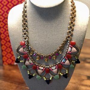 New!! Stella & Dot Fanella Necklace